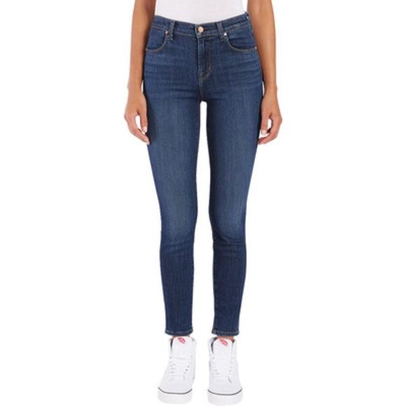 4f55cf81343 J Brand Pants - J. Brand Maria High Rise Skinny Jean in Fleeting